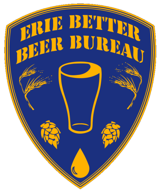 The Erie Better Beer Bureau Logo