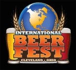 International Beer Fest Cleveland 2011 logo black s