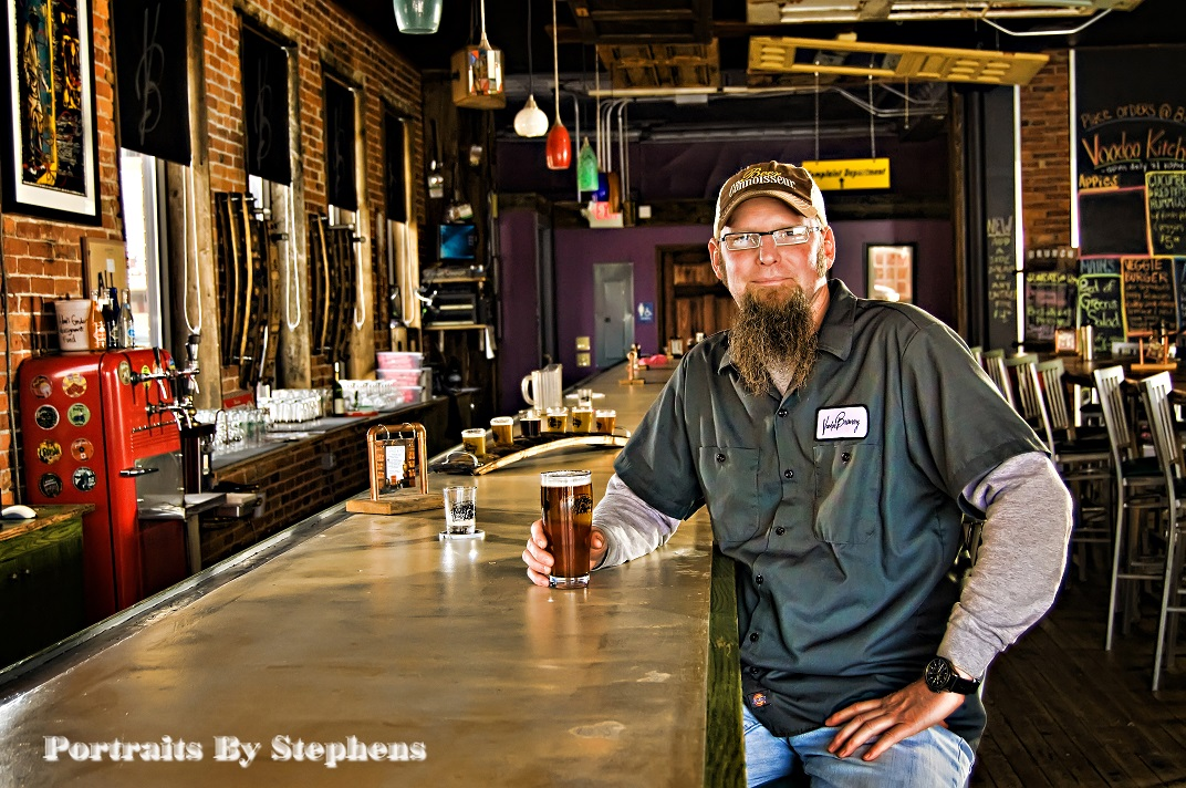 meet your local brewer voodoo brewery matt allyn of voodoo